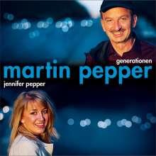 Martin Pepper: Generationen, CD