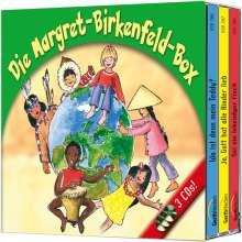 Die Margret Birkenfeld Box, CD
