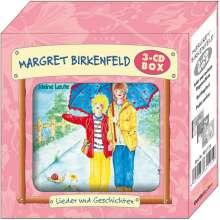 Margret Birkenfeld: Die Margret-Birkenfeld-Box, 3 CDs