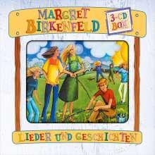 Die Margret-Birkenfeld-Box 3, 3 CDs
