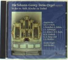 Axel Fischer,Orgel, CD