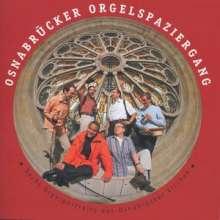 Osnabrücker Orgelspaziergang, CD