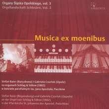 Orgellandschaft Schlesien Vol.3 - Musica ex moenibus, CD