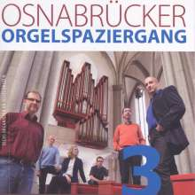 Osnabrücker Orgelspaziergang 3, CD