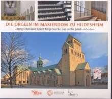 Die Orgeln im Mariendom zu Hildesheim, CD