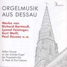 Stefan Nusser - Orgelmusik aus Dessau, CD