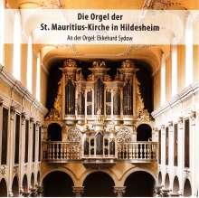 Die Orgel der St. Mauritius-Kirche in Hildesheim, CD