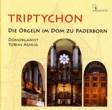 Tobias Aehlig - Triptychon, CD