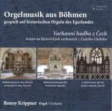 Orgelmusik aus Böhmen, CD