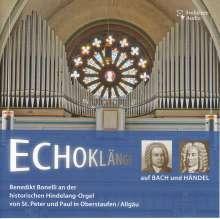 Benedikt Bonelli - Echoklänge, CD