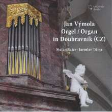 Stefan Baier & Jaroslav Tuma - Orgel in Doubravnik (CZ), CD