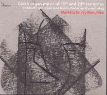 Tschechische Orgelmusik des 19. & 20.Jahrhunderts, CD