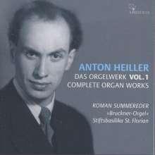 Anton Heiller (1923-1979): Das Orgelwerk Vol.1, CD