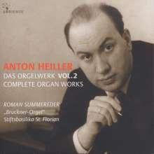 Anton Heiller (1923-1979): Das Orgelwerk Vol.2, CD