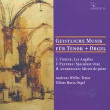 Andreas Weller - Geistliche Musik, CD