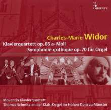 "Charles-Marie Widor (1844-1937): Orgelsymphonie Nr.9 ""Gothique"", CD"
