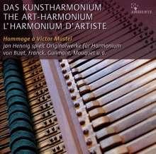 Das Kunstharmonium - Hommage a Victor Mustel, CD