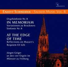 Enjott Schneider (geb. 1950): Geistliche Musik Vol.8, CD