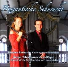 Susanne Ehrhardt & Sergej Tcherepanov - Romantische Sehnsucht, CD