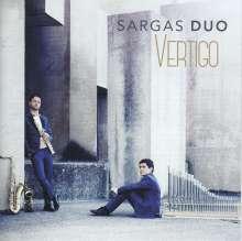 "Musik für Saxophon & Orgel ""Vertigo"", CD"