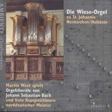 Martin West,Orgel, CD