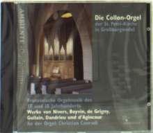 Christian Conradi,Orgel, CD