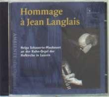 Jean Langlais (1907-1991): Suite Medievale, CD