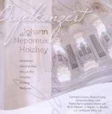 Orgelkonzert an den Orgeln von Johann Nepomuk Holzhey, 2 CDs