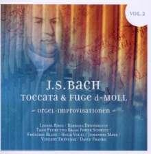 J.S.Bach - Toccata & Fuge d-moll BWV 565 Vol.2, CD