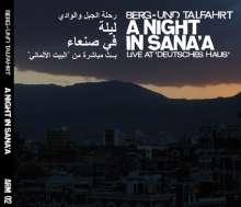 Peter Brötzmann (geb. 1941): A Night In Sana'a: Live, CD