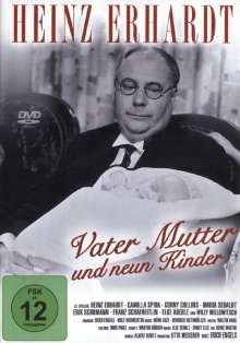 Vater, Mutter und 9 Kinder, DVD