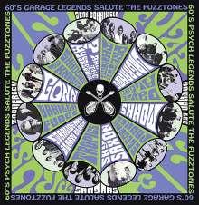 In Fuzz We Trust - 60s Psych And GarageLegends Salute The Fuzztones, 2 LPs