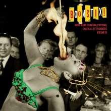 "Boomstix (Exotic Blues & Rhythm Vol.10), Single 10"""
