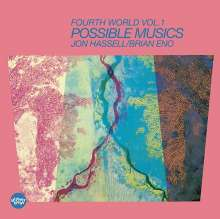Jon Hassell & Brian Eno: Fourth World: 01 Possible Music (180g) (LP + CD), LP