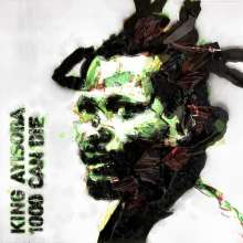 King Ayisoba: 1000 Can Die, CD