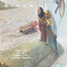 Širom: I Can Be A Clay Snapper, CD