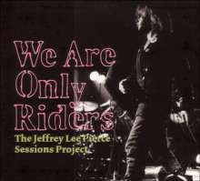 Jeffrey Lee Pierce: We Are Only Riders, CD