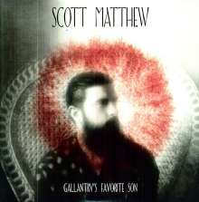 Scott Matthew (Australien): Galantry's Favorite Son (180g), LP
