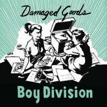 "Boy Division: Damaged Goods EP, Single 7"""