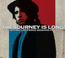 Jeffrey Lee Pierce: The Journey Is Long: The Jeffrey Lee Pierce Sessions Project, CD