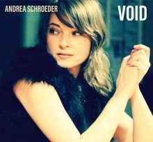 Andrea Schroeder: Void, CD