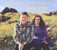 Mark Olson (ex-Jayhawks): Spokeswoman Of The Bright Sun (180g), 1 LP und 1 CD