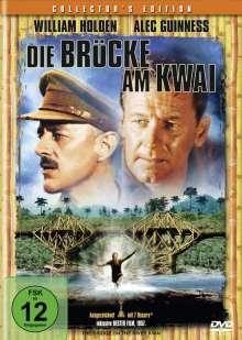 Die Brücke am Kwai, 2 DVDs