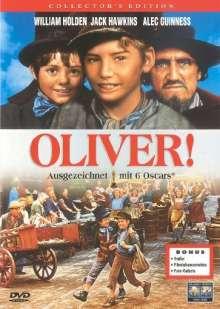 Oliver!, DVD