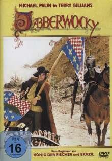 Jabberwocky, DVD