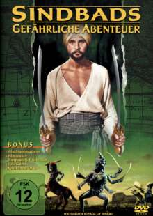 Sindbads gefährliche Abenteuer, DVD