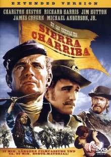 Sierra Charriba (Extended Version), DVD