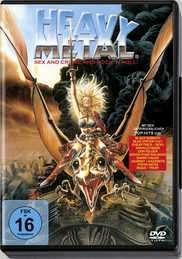 Heavy Metal, DVD