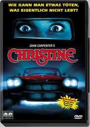 Christine, DVD