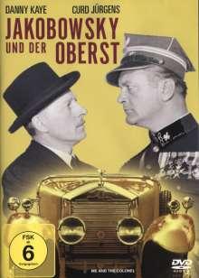 Jakobowsky und der Oberst, DVD